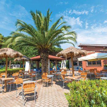 bar and restaurant, tuscany